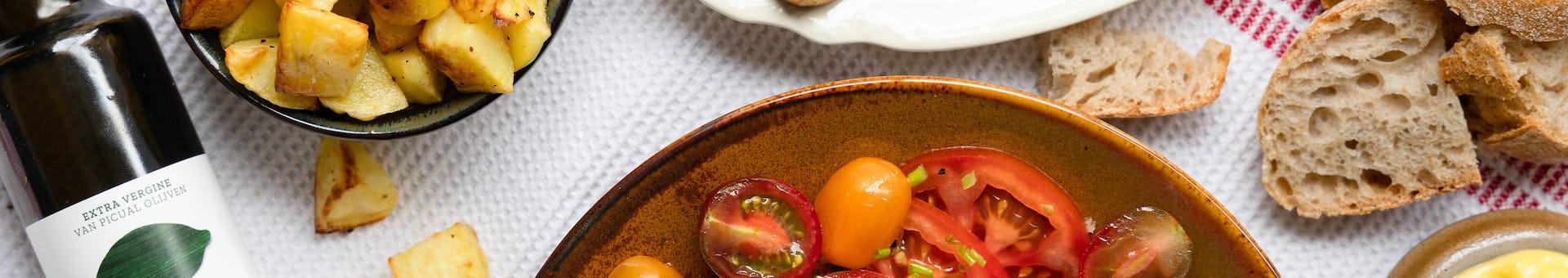 Spaanse tapas in de maaltijdbox