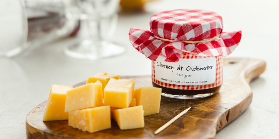 Borrelplank met chutney uit Oudewater | Inspiratierecept