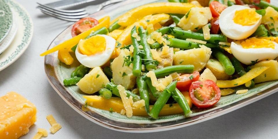 Aardappelsalade van Opperdoezer Ronde   Recept uit de maaltijdbox