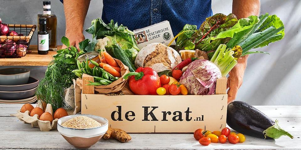 Nasi goreng met boemboe van Bartje   Maaltijdbox recepten