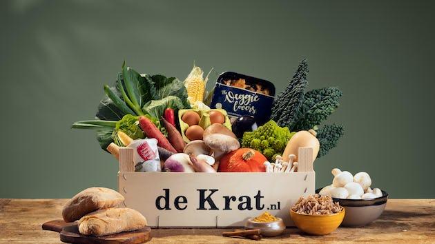 Aardappelgratin met venkel, paddenstoelen, geitenkaas en salade van geroosterde biet met appel en roodlof | Maaltijdbox recepten