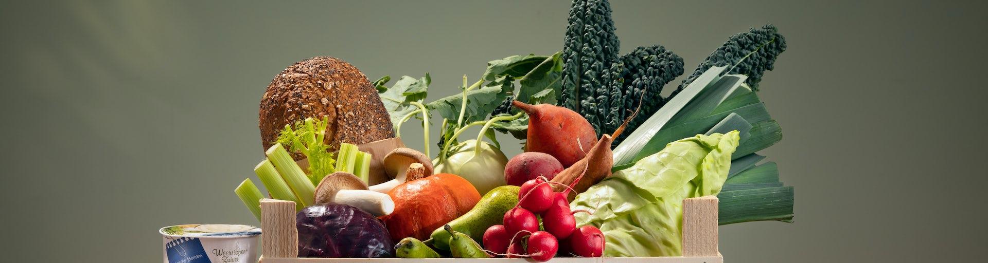 Blog groenten eten