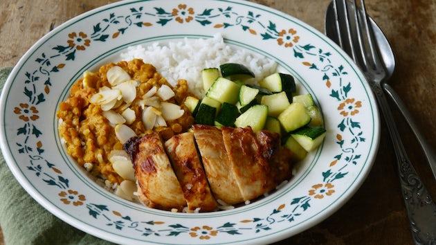 Kip tandoori | Maaltijdbox recepten