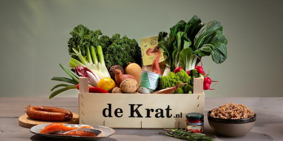 Curry van bloemkool, aardappelen en eieren | Maaltijdbox recepten