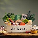 Vegan Krat productfoto maaltijdbox