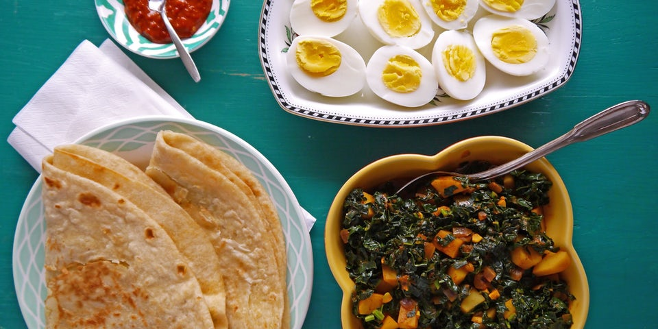 2686 Roti Met Palmkool En Ei