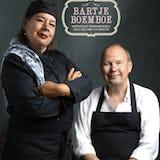Portret foto Jojo en Bart van Bartje Boemboe