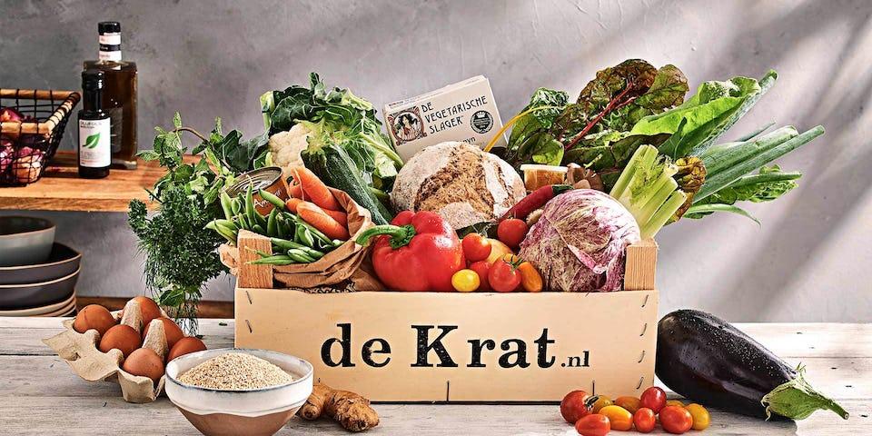 Tartaar speciaal met champignons, broccoli en rijst | maaltijdbox recepten