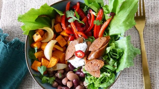Mexicaanse pokébowl recept | Maaltijdbox recepten