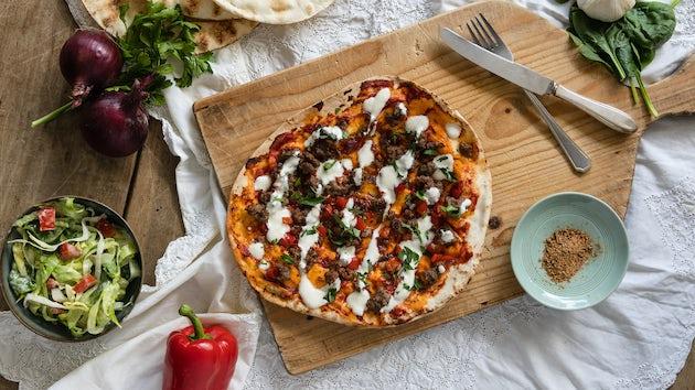 Wk 25 turkse pizza
