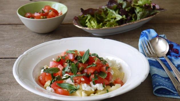 Wk 26 ravioli tomaat kapper ricotta 2