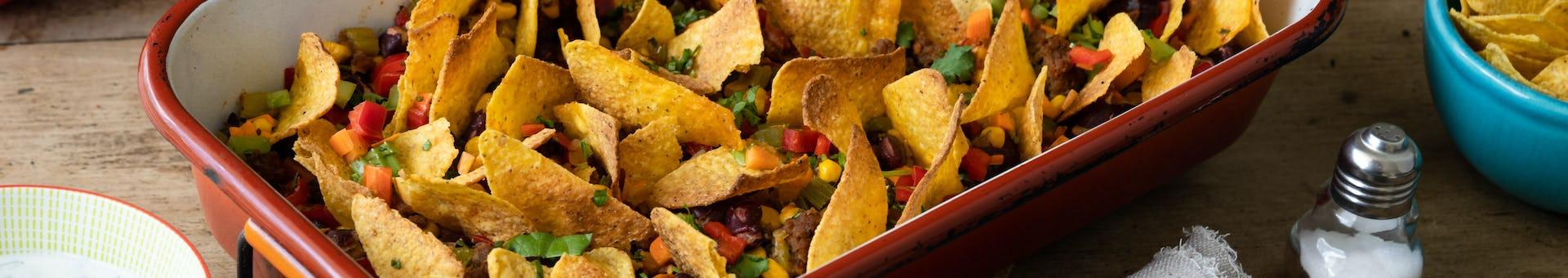 Chili con carne met tortillachips | Maaltijdboxen recepten