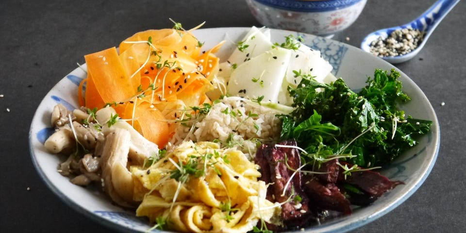 Wk 50 omelet pokebowl FP