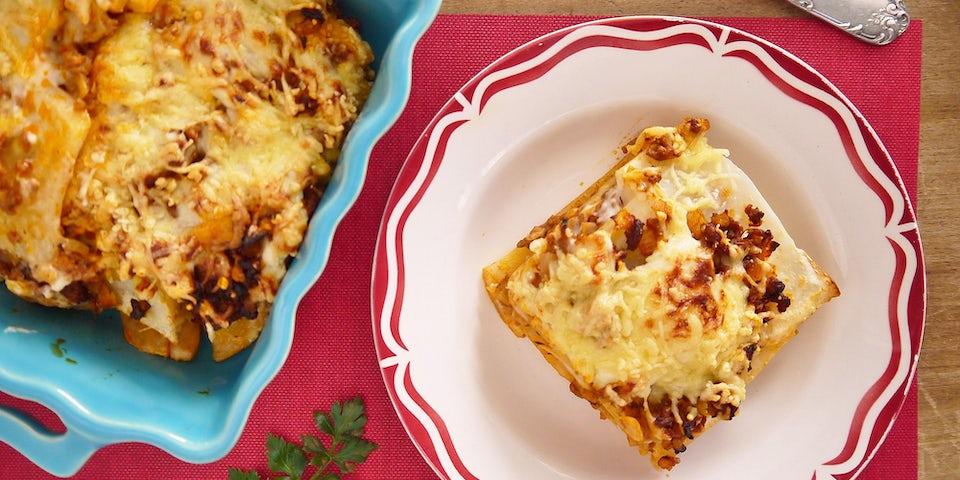 Wk 51 knolselderij lasagne 2015