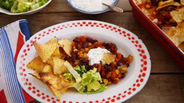 Chili con carne met tortillachips recept   Maaltijdbox recepten